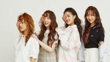 韓國女團 lovelyz拍雜誌寫真展可愛魅力