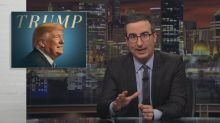 John Oliver on why Trump administration shouldn't use the Bible to defend policies