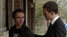 Coronation Street fans shocked by David Platt's swearing