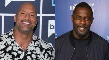 Dwayne Johnson Reveals Idris Elba's Villain in 'Fast & Furious' Spinoff — See Photo!