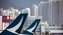 Cathay, Swire Pacific, Air China Suspend Trading in Hong Kong