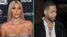 Kim Kardashian Unfollows Tristan Thompson on Social Media