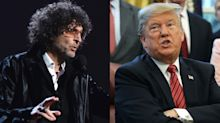 Howard Stern says Trump's border wall won't solve immigration problems: It's just something 'morons can get behind'