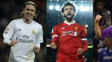 Modric threatens to end Ronaldo-Messi era as world's best