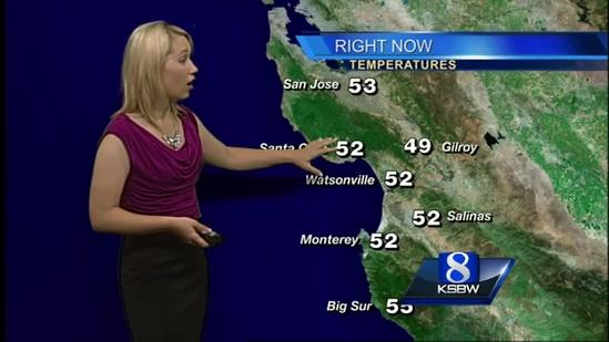 Watch your Easter Sunday weather forecast 04.20.14