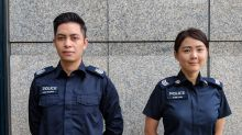 Police officers to sport new uniforms offering greater comfort from 16 April