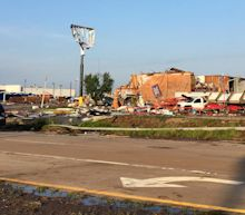 Powerful EF3 tornado kills 2, injures 29 in Oklahoma town recovering from flooding