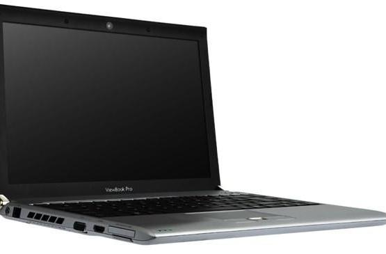 ViewSonic's new VNB131 ViewBook Pro puts an attractive spin on the 13.3-inch ULV laptop