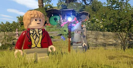 Lego: The Hobbit confirmed, sets off for lots of systems this spring