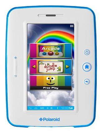 Polaroid announces 7-inch kids tablet sporting Android 4.0, looks to show it off at CES
