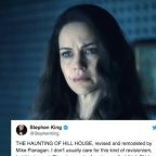 Stephen King just tweeted his reaction to 'The Haunting of Hill House'