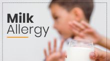 Milk Allergy: Symptoms, Causes, Risk Factors, Diagnosis And Treatment