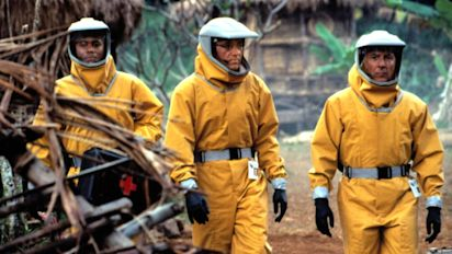 Outbreak screenwriters on film's sudden relevance