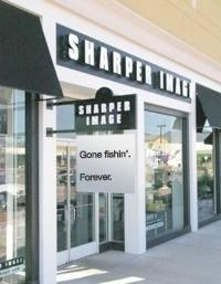 Sharper Image will continue to hawk crap, only as a brand