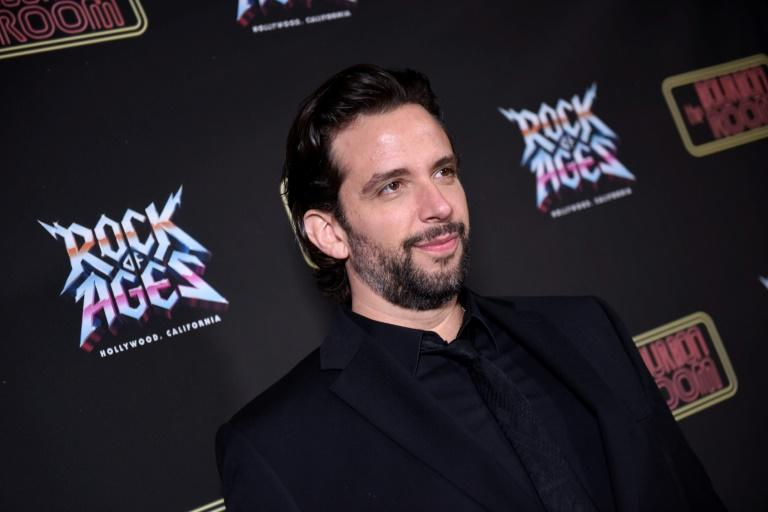 Broadway actor Nick Cordero (pictured January 2020) died at age 41 after battling complications from COVID-19 for several months