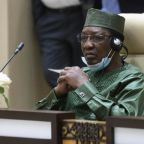 Chad's Deby poised for sixth term in disputed election