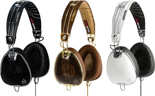 Skullcandy debuts Jay-Z-approved Roc Nation Aviator headphones