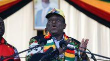 Blast rocks Zimbabwe president's rally, VP injured
