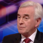 Corbyn resignation: Labour to make 'appropriate decisions' about leader after crushing election loss, McDonnell says