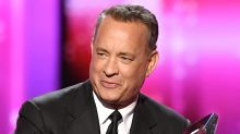 Golden Globes: Tom Hanks to Receive Cecil B. DeMille Award