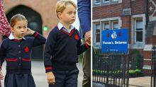 Royal family's coronavirus scare as London school sends home students