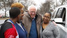 Democratic primaries on March 10, 2020