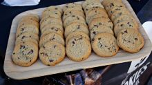 Students given cookies baked with grandfather's ashes: media