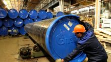 Gazprom to Splurge on EU Gas Pipe as U.S. Weighs Penalties