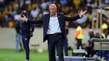 Kaizer Chiefs coach Middendorp rues missed chances in Mamelodi Sundowns loss
