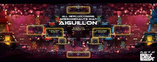 Two new Awesomenauts on the way, latest map in two weeks
