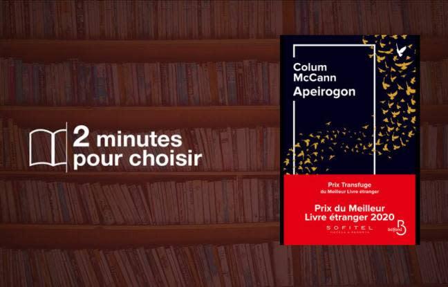 « Apeirogon » de Colum McCann: 1001 fragments d'une bombe littéraire entre Israël et la Palestine