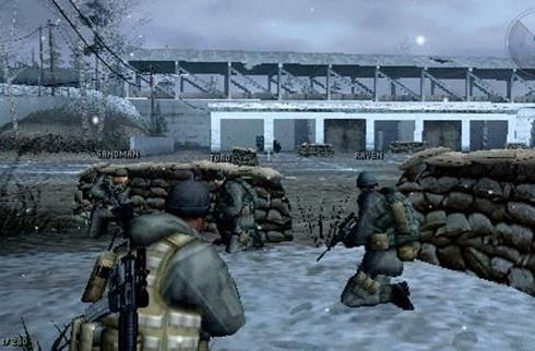 New SOCOM Fireteam Bravo 3 screens emerge