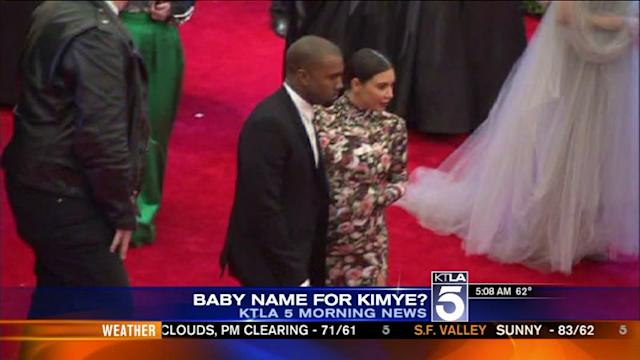 Kim Kardashian, Kanye West Welcome Baby Girl