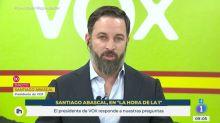 """Abascal, sobre si con Franco se vivía mejor: """"Lo que considero es que con el PSOE se vive muy mal"""""""
