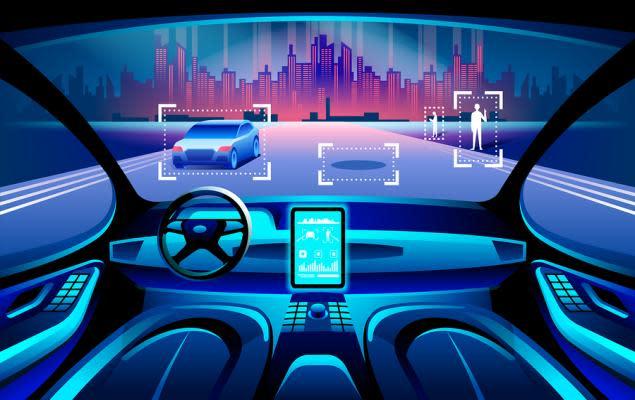 Autonomous Driving Space Gains Steam: Stocks in Focus