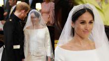 皇室婚禮必看亮點Meghan Markle的婚紗由她設計!