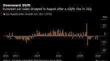 European Car Sales Plunge, Deepening Industry Woes