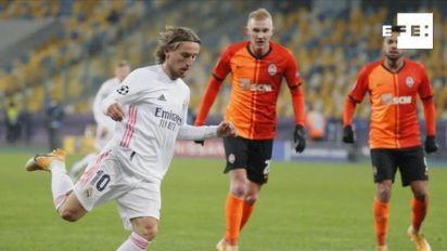 """Modric: """"Cuando el rival se pone por delante perdemos la confianza"""""""