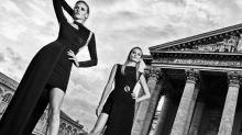 Exclusive: Olivier Rousteing Shoots His First Balmain Campaign