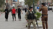 Thousands defy Iraq's coronavirus curfew to visit martyred imam's shrine