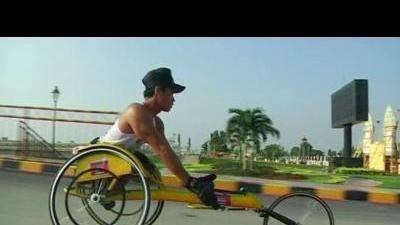 Cambodian disappointment in Paralympic games