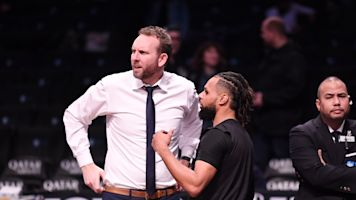 Nets GM suspended, fined for chasing down refs