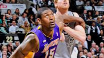 Metta World Peace heading home to play for Knicks