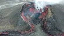 Alert Level at Hawaii's Kilauea Volcano Lowered Due to Reduced Activity
