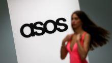 UK fashion retailer ASOS raises 247 million pounds in placing