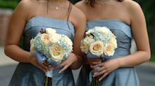Should bridesmaids pay for their own dresses? Bride asks friends to spend £144 each on theirs