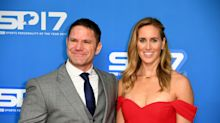'We're gonna need a bigger boat' - Helen Glover and Steve Backshall welcome twins