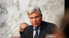 Democratic Senator Calls Barrett Confirmation Hearing an 'Irresponsible Botch' After COVID-Positive GOP Colleague Appears in Person