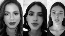Bruna Marquezine, Isis Valverde e mais farão live solidária