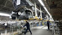 Hyundai Halts Korea Output as Virus Causes Parts Shortage